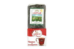 """Чай зелений листовий """"Азерчай"""" 200 г ц/у"""