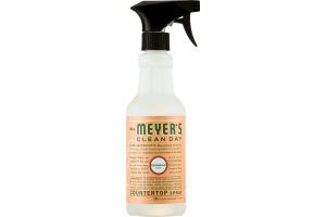 Mrs. Meyer's Clean Day Countertop Spray Geranium Scent