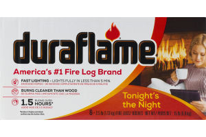 Duraflame Fire Logs - 6 CT