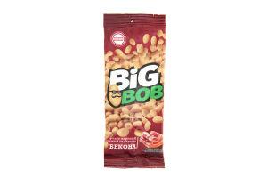 Арахіс смажений солоний зі смаком бекону Big Bob м/у 70г