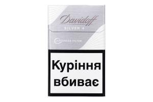 Цигарки Davidoff Advanced Filter Silver 4