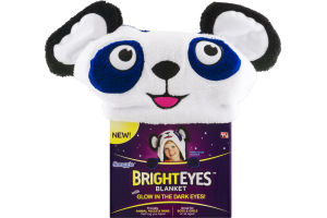 As Seen On TV Snuggie Bright Eyes Blanket Preciou Panda