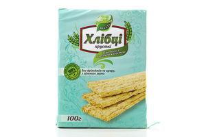 Хлібці Galleti пшеничні з морською капустою 100г х32