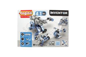 Конструктор серії Inventor 4в1 Літаки Engino
