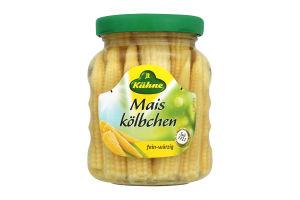 Кукурузные початки Mini Kühne с/б 180г