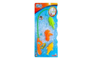 Набір ігровий для дітей від 3років №7402339 Рибалка Water fun Simba 1шт