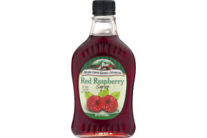 Maple Grove Farms of Vermont Red Raspberry Syrup