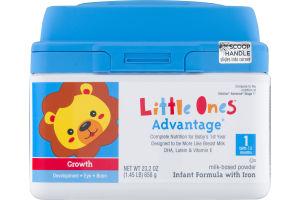 Little Ones Advantage Infant Formula With Iron