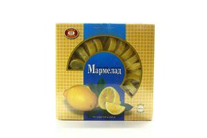 Мармелад Лимонные дольки ХБФ 265г