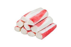 Крабовые палочки замороженные Аквафрост кг