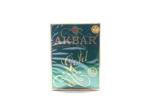 Чай зеленый листовой Gold Akbar к/у 100г