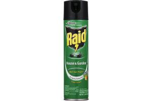 Raid Bug Killer House & Garden