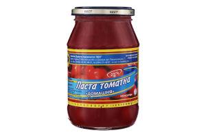 Паста томатна Домашня Бест ск/б 470г