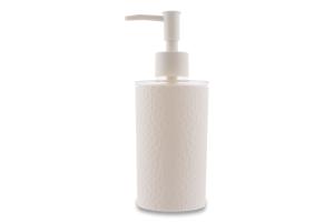 Дозатор для жидкого мыла бежевый 19*7см Yi-01