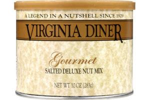 Virginia Diner Gourmet Salted Deluxe Nut Mix