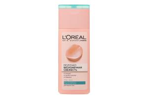 Молочко для лица очищающее Бесконечная свежесть L'Oréal 200мл