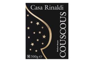 Кускус з твердих сортів пшениці Casa Rinaldi к/у 500г