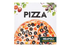 Піца заморожена Tomato+Olives Neapoli Vici к/у 300г