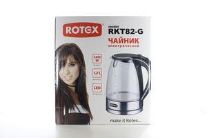 Чайник дисковый RKT82-G Rotex