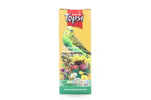 Палочки для попугаев разнотравье Topsi 100г