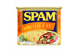 Spam with Cheese, 12 Ounce Can