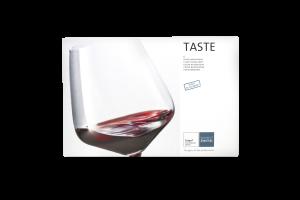 Набір келихів для червоного вина №694595 Taste Schott Zwiesel 1шт