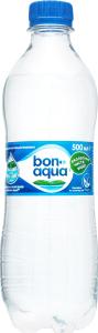 Вода питна сильногазована Bonaqua п/пл 0.5л
