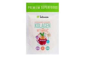 Эликсир Intenson Коллаген + витамин С