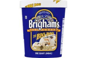 Brigham's Ice Cream The Big Dig