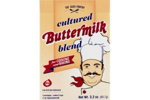 The Saco Pantry Cultured Buttermilk Blend For Cooking And Baking