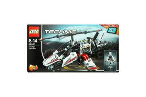 LEGO® Technic Сверхлегкий вертолет 2-в-1 42057