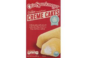 Otis Spunkmeyer Golden Creme Cakes - 10 CT