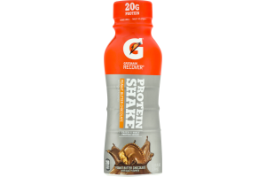 Gatorade Recover Protein Shake Peanut Butter Chocolate