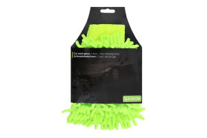 Перчатка д/мытья авто из микрофибры 22*16см Y*1
