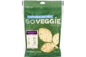 GO Veggie! Rice, Lactose Free Mozzarella Shreds