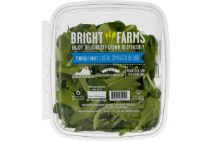 Bright Farms Local Spinach Blend Tenderly Sweet