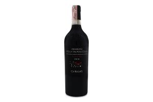 Вино 0.75л 15% червоне сухе Amarone Della Valpolicella Punta 470 Ca'Rugate пл