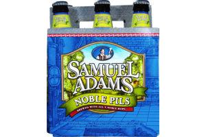 Samuel Adams Noble Pils - 6 PK