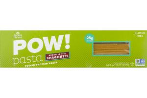 Ancient Harvest POW! Pasta Green Lentil Spaghetti
