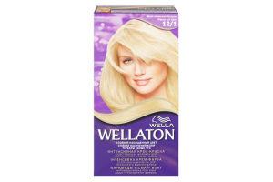 Крем-краска для волос Wellaton Яркий пепельный блондин №12/1 Wella