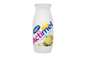 Продукт кисломолочный 1.5% Лайм-юдзу-имбирь Actimel п/бут 100г