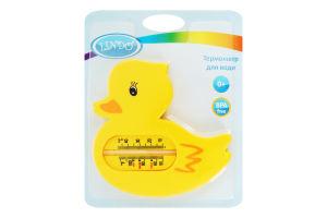 Термометр для детей от рождения для воды №PK004 Lindo 1шт