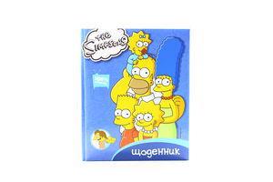 Щоденник The Simpsons шкільний 48аркушів