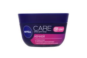 Крем для лица ночной Care Nivea 100мл