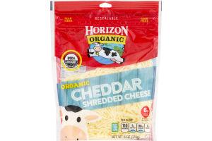Horizon Organic Shredded Cheese Cheddar