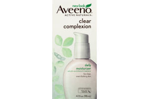 Aveeno Active Naturals Clear Complexion Daily Moisturizer