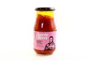 Соус для пасты Красный лук и розмарин Jamie Oliver с/б 400г