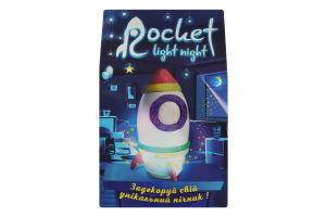 Набір для творчості для дітей 3-10років №30709 Rocket light night Strateg 1шт