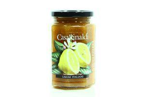 Варенье из итальянских лимонов Casa Rinaldi с/б 330г