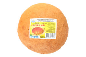 Хліб подовий Східний Терновський хлібозавод м/у 0.62кг